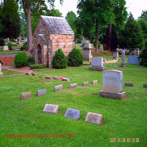Haunted Civil War Cemetery