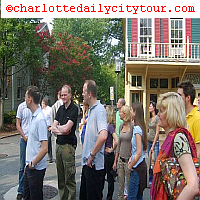 QCT Charlotte Daily City Tour