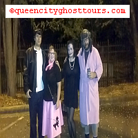 Queen City Ghost Tours